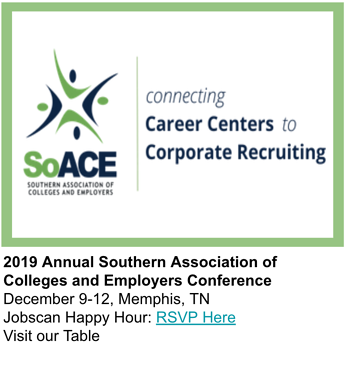 2019 Annual Souther Association of Colleges and Employers Conference SoACE